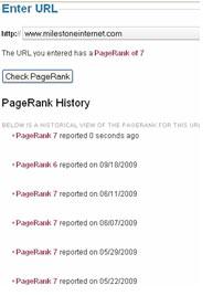 page-rank-history