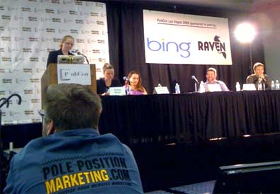 Rhea Drysdale Speaking at PubCon
