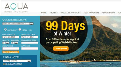 Aqua Hotels and Resorts