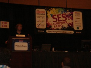 Link Building Strategies at SES San Francisco