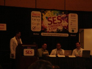 Talking Google Local at SES San Francisco