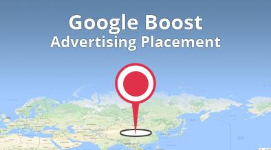 Google Boost Ads