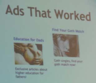 ad copy for Facebook adstitle=