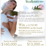 Velas wedding contest