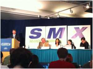 SMX Seattle Tweeting is SEO