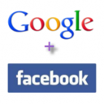 Google + Facebook