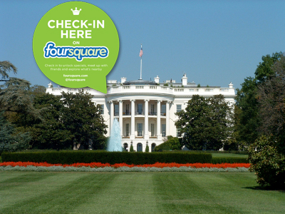 The White House on Foursquare