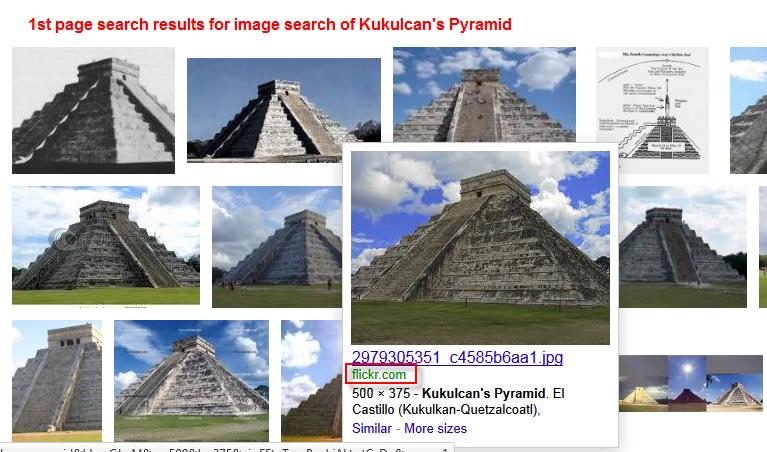 Optimize Flickr photo