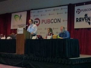 Experts in twitter and PR at PubCon Las Vegas 2011