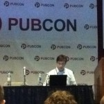 Christian Ashlock, Google AdSense Manager - PubCon 2011