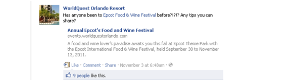 Facebook News Feed Optimization Tips for Hotels