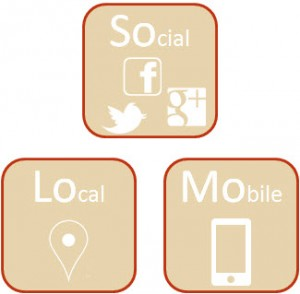 SoLoMo - Social, Local and Mobile marketing