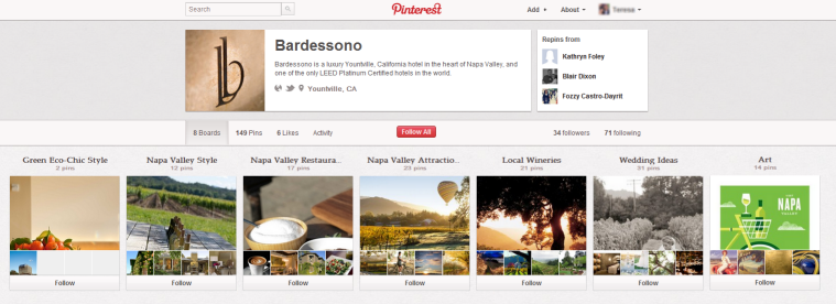 Pinterest Marketing Ideas for Hotels