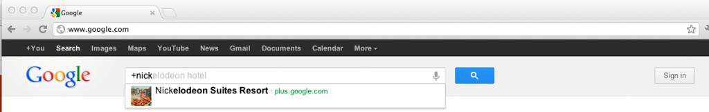 Google+Result
