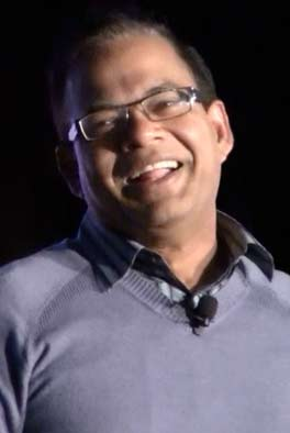 Google's Amit Singhal at PubCon 2011