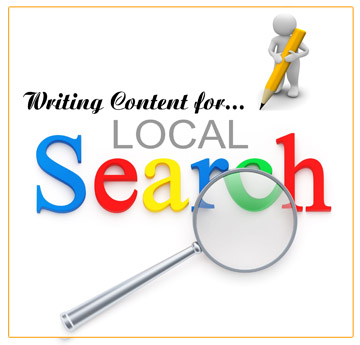 Writing Content for Local Search