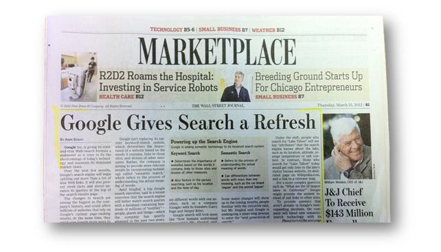 Featured article - leveraging the latest search trends