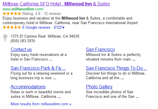 Schema, microdata, and rich snippets