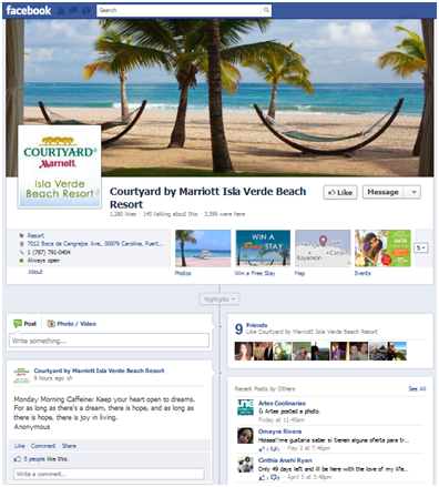 5 Recent Changes to Social Media - Facebook Timeline