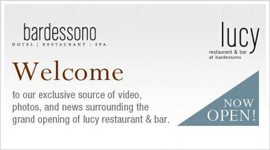 Bardessono and Lucy Facebook Contest