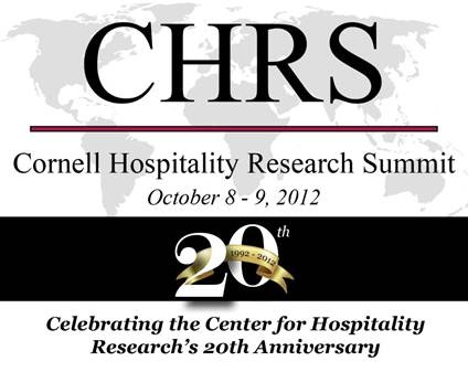 Cornell Hospitality Research Summit