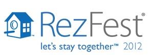 2012 RezFest Logo