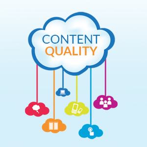 Online Marketing: Content Quality and Strategy