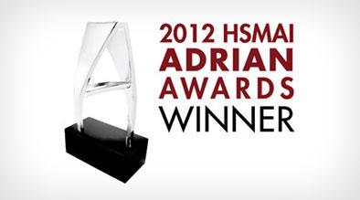 2012 Adrian Awards Winner