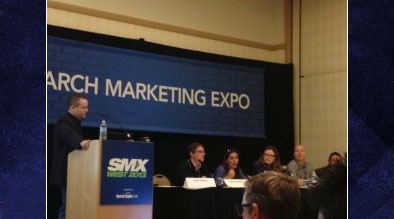 experts at SMX West 2013