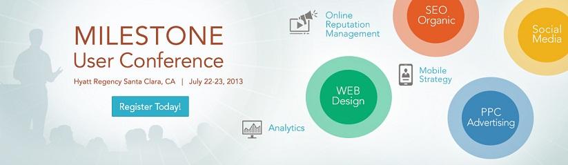 2013 Milestone User Conference