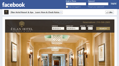 Facebook Apps Strategies for Hotels