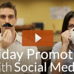 Holiday Promotions with Social Media