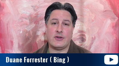 Impact of Hotel Social Media on Search Engines - An Interview with Duane Forrester from Bing