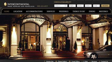 Award winning website design