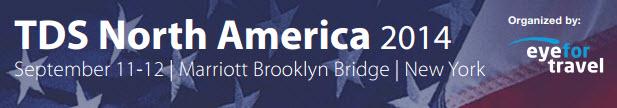 EyeforTravel TDS North America 2014 logo
