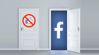 Facebook bans fan-gates