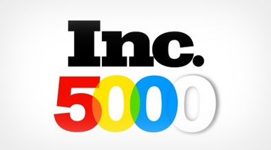 Inc 5000 hotel website design company