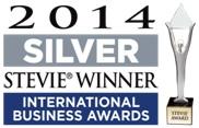 Stevie Award - Best Hotel Website CMS 2014 - Milestone Internet