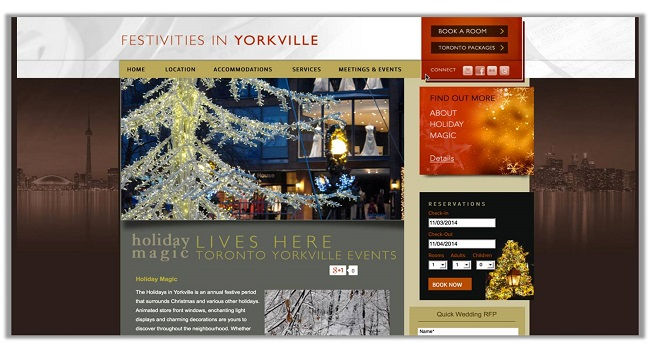 Hotel Marketing Strategies for the Holiday Season