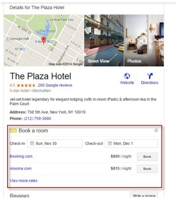 Hotel Marketing Strategy - Hotel Finder