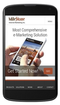 mobile-friendly website - hotel internet marketing agency