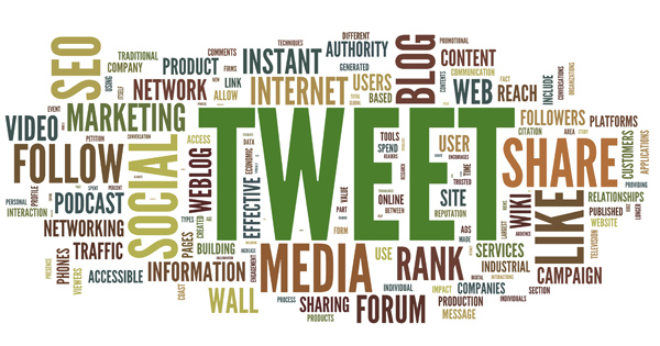 Hotel Social Media Marketing - Twitter and Google -