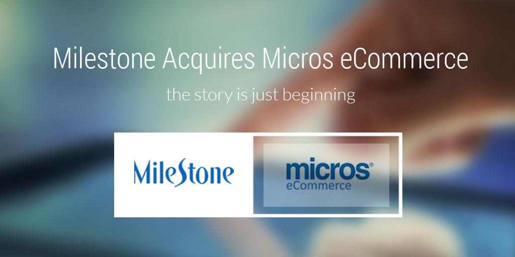 Micros and Milestone
