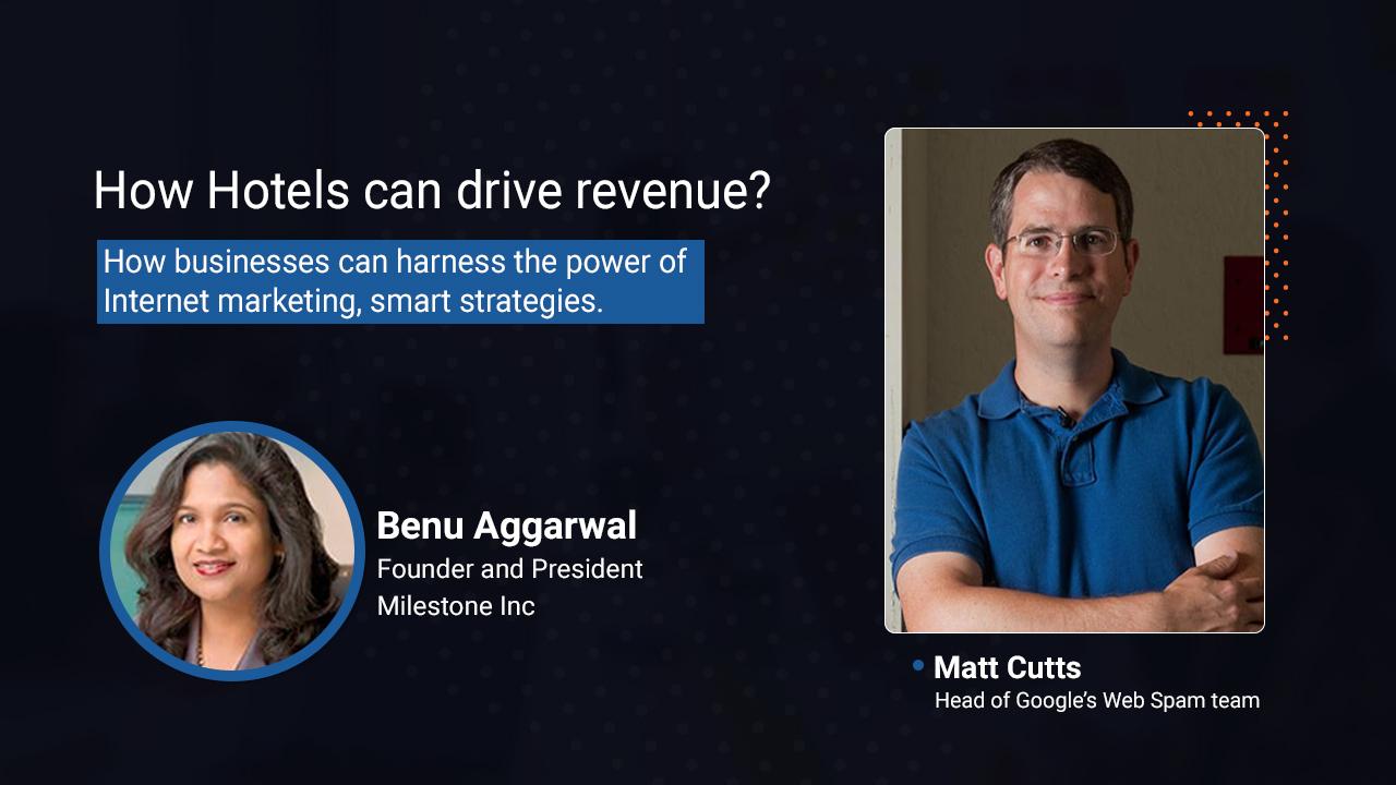 Milestone Founder Interviews Matt Cutts of Google - Milestone Inc - www.milestoneinternet.com