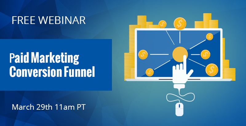Paid Marketing Conversion Funnel