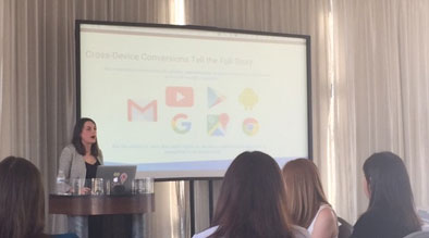 Google Speaks Travel at HSMAI {Recap}