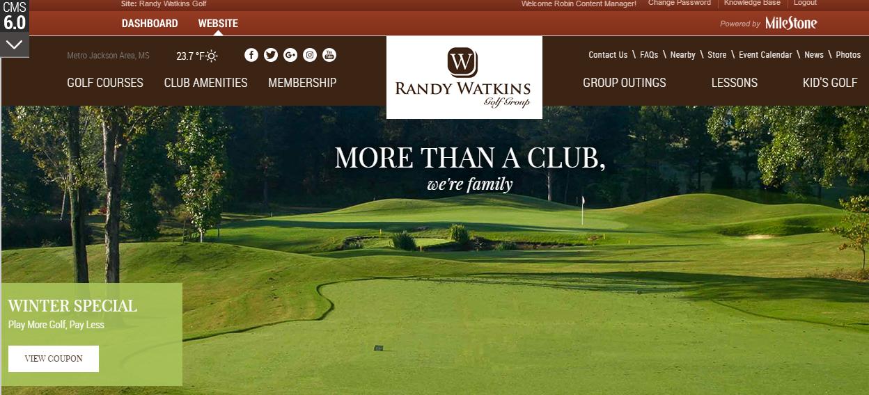 Randy Watkins Blog
