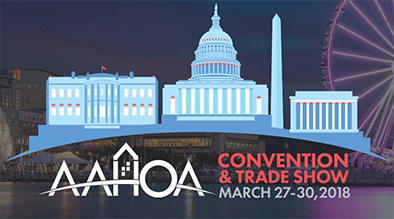 Are you heading to the AAHOA convention?