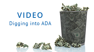 Webinar Video: Digging into ADA