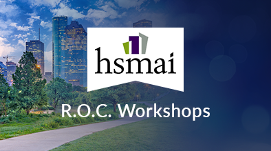 Workshops at HSMAI's ROC